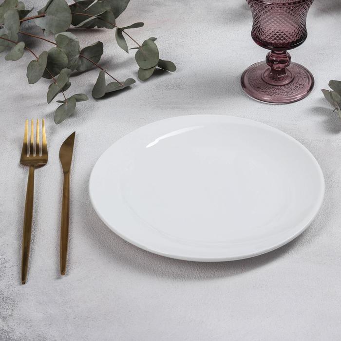 Тарелка десертная TIFFANY, d=22,2 см - фото 250981