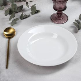 Plate soup BISTRO 23х3,8 cm