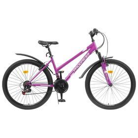 Велосипед 26' Progress модель Ingrid Pro RUS, цвет фиолетовый, размер 16' Ош