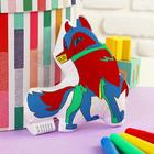 "Toy-coloring ""Dog""(without the markers) in the package"