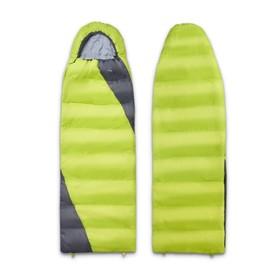 Спальный мешок туристический, 300 г/м2, -3 С, right, Quilt 300R,