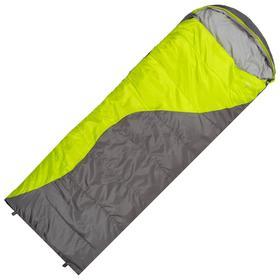 Спальный мешок туристический, 350 г/м2, -6 С, right, Quilt 350R,