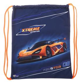 Мешок для обуви 480 х 405, Оникс МО-27-1, Auto orange