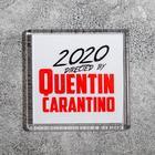 "Magnet acrylic ""Quentin Carantino"""