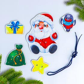 Шнуровка «Дед Мороз»