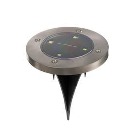 Садовый светильник ЭРА, на солнечной батарее, 4 LED