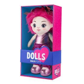Мягкая игрушка «Кукла Вероника» в штанишках, 35 см