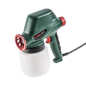 Краскопульт Hammer Flex PRZ110, 110 Вт, 300 г/мин, 800 мл, вязкость до 120 DIN