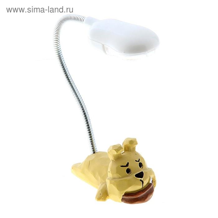 """Светильник детский LED """"Пёс"""""""