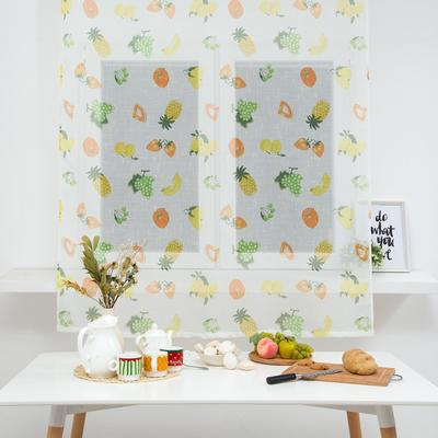 Curtains for the kitchen Ethel 120x160 cm Fruit