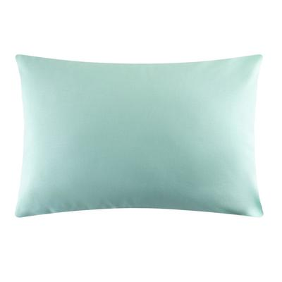 Pillow case 50*70 Ethel, Col.green, 100% cotton, calico,125 g/m2