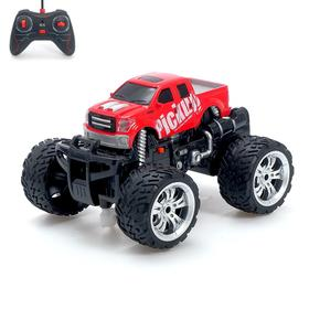 "Jeep RC ""Bigfoot"" battery powered MIX"
