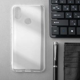 Чехол Innovation, для Xiaomi Mi A2/6X, силиконовый, прозрачный