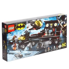 Конструктор Super Heroes DC «Мобильная база Бэтмена»