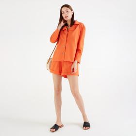Жакет женский MINAKU:Safari цвет оранжевый,р-р 42