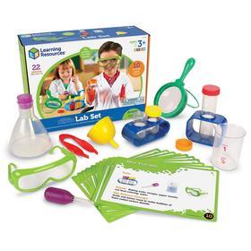 Игровой набор «Моя первая лаборатория. Юный исследователь», 22 элементов