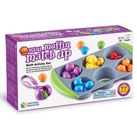 Набор для сортировки «Крошки-маффины», 77 элементов