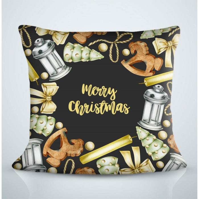 Подушка декоративная Merry Chistmas
