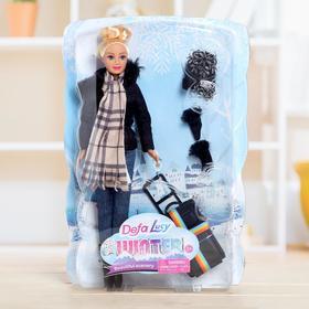 Кукла модель «Мария» с аксессуарами, МИКС