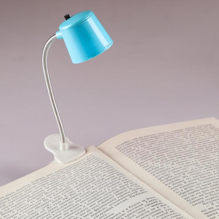 Фонарь-лампа для чтения, 20 х 4 см - фото 7644651