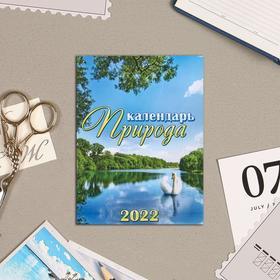 """Календарь на магните, отрывной """"Природа 1"""" 2022 год, 10х13 см"""