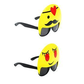 Карнавальные очки «Смайлик», виды МИКС
