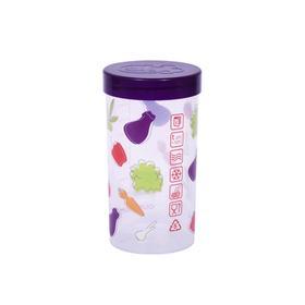 Ёмкость для жидких и сыпучих продуктов Oursson, 1л, JA55170/SP