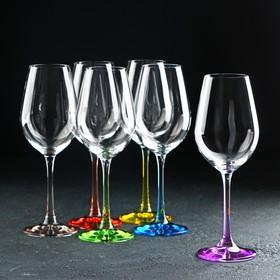 Набор бокалов для вина «Виола», 250 мл, 6 шт.
