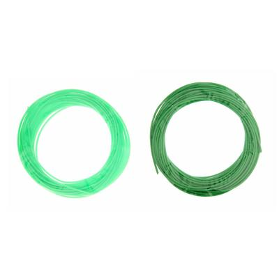 PCL for 3D plastic handle, length 5 m, color green MIX