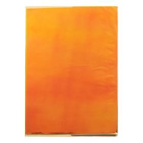 """Ежедневник недатированный А5, 136 листов Chameleon """"Оранжевый"""", интегральная съёмная обложка, блок офсет 70 г/м2"""