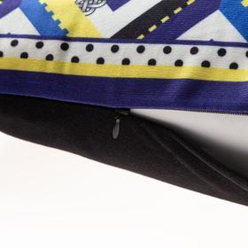 Наволочка декоративная Этель «Вензеля», размер, 45х45 см - фото 7316648