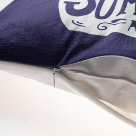 Наволочка декоративная «Этель» Aloha, размер 40х40 см - фото 7369558