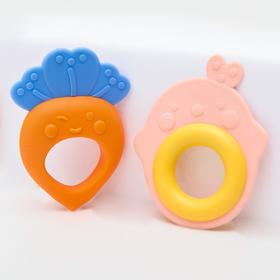 "Set teethers ""Autumn time"", 2 PCs"
