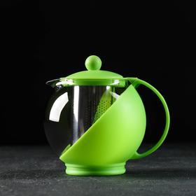 Чайник заварочный «Домашний. Матовый», 650 мл, цвет МИКС