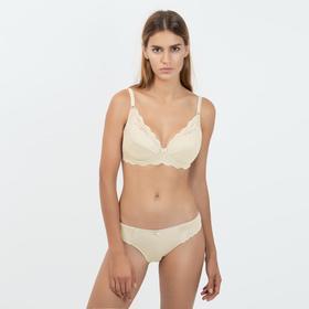 Бюстгальтер женский, цвет молочный, размер 75 D
