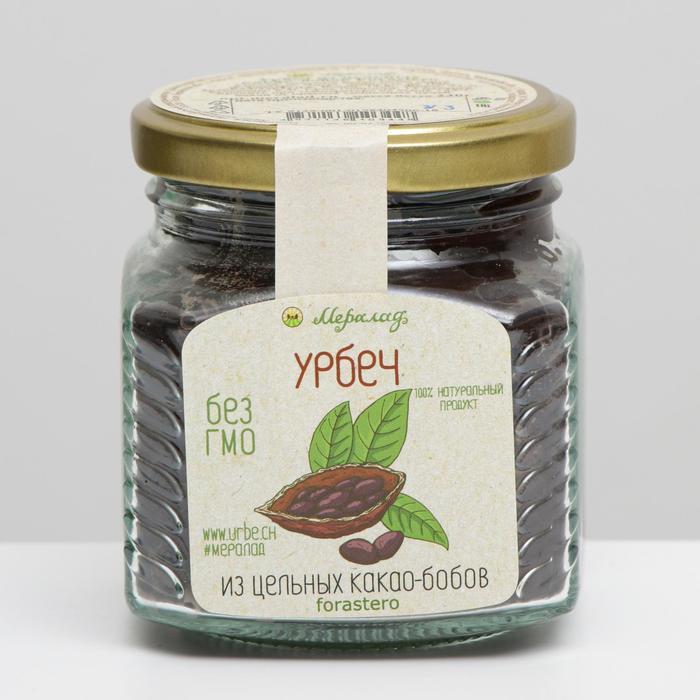 Урбеч из цельных какао-бобов 230 г. - фото 20763