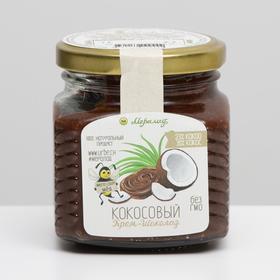 Урбеч «Крем-шоколад кокосовый», 230 г