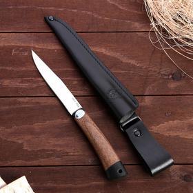 """Нож """"Заноза"""", рукоять дерево, 95х18"""