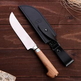 """Нож """"Пчак"""", рукоять дерево, 95х18"""