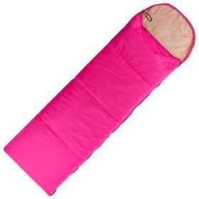 Спальный мешок (одеяло) с подголовником Saimaa Comfort 200, 200х75, +5/+20С, полиэстер/Taffe