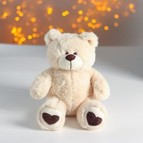 "Soft toy ""Bear"" color white"