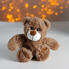 Мягкая игрушка «Медведь», цвет коричневый