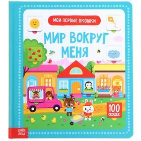 "Book carton 100 boxes ""World around me"""