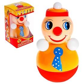 """Неваляшка """"Клоун"""" в художественной упаковке"""
