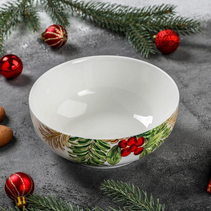 """Bowl """"Christmas"""" 15. 5x6 cm"""