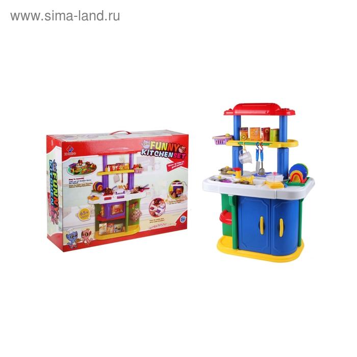"""Игровой набор """"Кухня"""" с аксессуарами, высота: 92 см"""