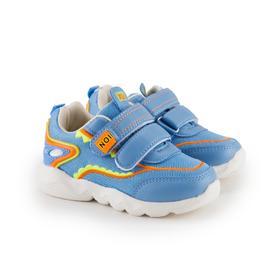 Кроссовки детские, цвет голубой, размер 29
