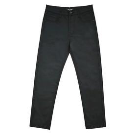 Брюки для мальчиков, рост 146 см, цвет чёрный