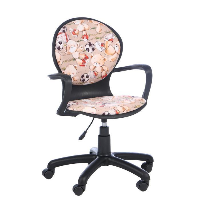 """Кресло """"Мишки"""", с подлокотниками"""