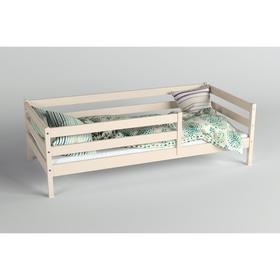 Кровать Сева, спальное место 1400х800, цвет Бежевый, Массив Берёзы
